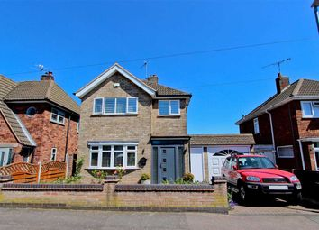 Thumbnail 3 bed detached house for sale in Charles Drive, Anstey, Leicester
