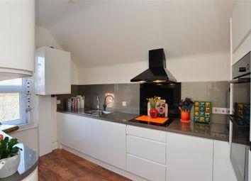 Thumbnail 3 bedroom flat for sale in Sandgate Road, Folkestone, Kent
