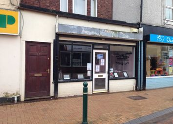 Thumbnail Retail premises to let in Brunswick Road, Buckley, 2Ef.