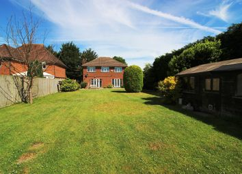 Thumbnail 4 bed detached house for sale in Rushetts Road, West Kingsdown