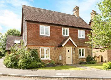 Thumbnail 4 bed detached house for sale in Friars Oak, Medstead, Alton, Hampshire