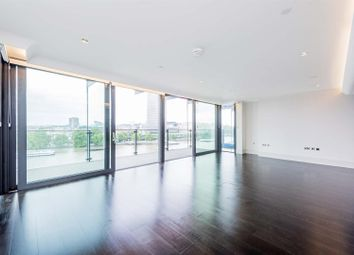 Thumbnail 2 bed flat for sale in Merano Residences, London