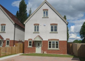 Thumbnail 5 bed detached house for sale in England's Field, Bodenham, Hereford