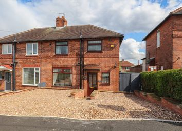Thumbnail 3 bed semi-detached house for sale in Fox Lane, Sheffield