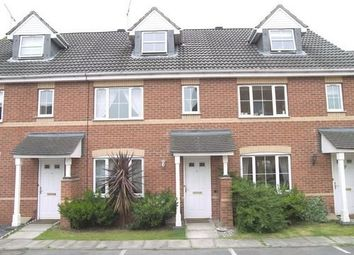 Thumbnail 3 bed town house to rent in Gillquart Way, Coventry