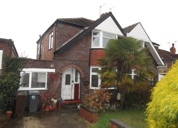 Thumbnail 3 bed semi-detached house for sale in The Avenue, Castlecroft, Wolverhampton