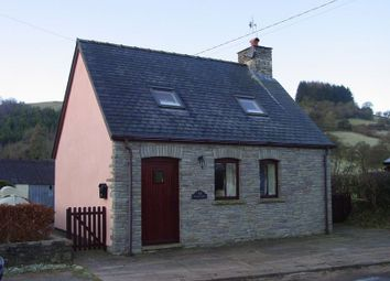 Thumbnail 1 bed detached house to rent in Yr Hen Efail, Pentrebach, Brecon