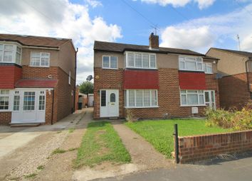 Thumbnail 3 bed semi-detached house to rent in Cornwall Close, Waltham Cross
