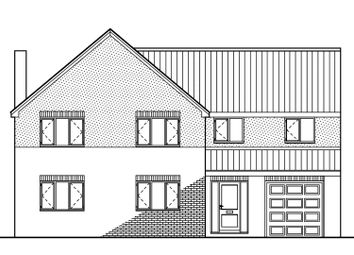 Thumbnail 5 bed detached house for sale in New Home, Back Street, Langtoft, Driffield