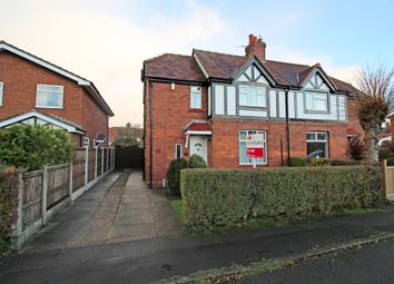 Thumbnail 2 bed semi-detached house for sale in Beckett Avenue, Winsford