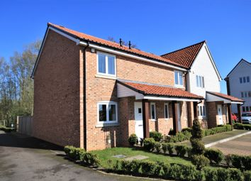 Thumbnail 2 bed property to rent in Waterside Drive, Ditchingham, Bungay