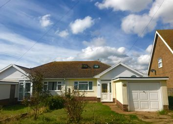 Thumbnail 5 bed bungalow for sale in Phyllis Avenue, Peacehaven