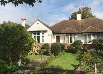 Thumbnail 2 bed semi-detached bungalow for sale in 99 Blenheim Chase, Leigh-On-Sea, Essex