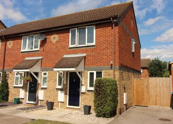 Thumbnail 2 bed end terrace house for sale in Cambridge Road, West Molesey