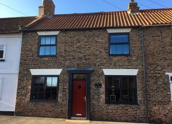 Thumbnail 4 bed terraced house for sale in Main Street, Hemingbrough
