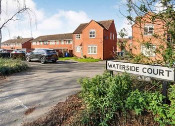 Thumbnail 2 bed maisonette for sale in Waterside Court, Tamworth