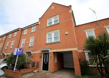 Thumbnail 3 bedroom town house to rent in Roman Road, Derby