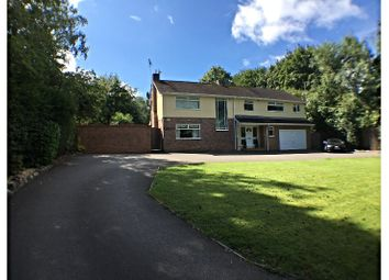 Thumbnail 5 bed detached house for sale in Bennetts Lane, Hawarden
