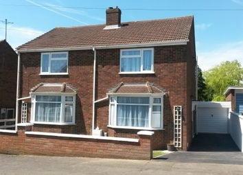 Thumbnail 2 bed semi-detached house to rent in Runfold Avenue, Luton