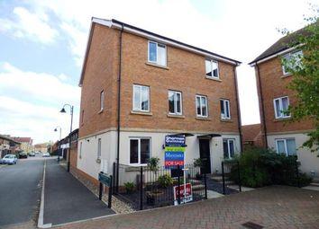 Thumbnail 4 bed end terrace house for sale in Farrow Avenue, Hampton Vale, Peterborough, Cambridgeshire