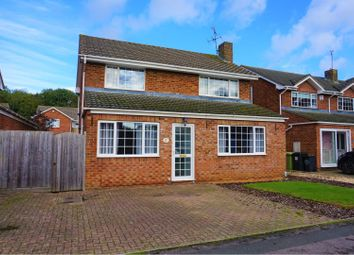 Thumbnail 5 bed detached house for sale in White Edge Moor, Swindon