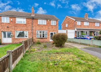 Thumbnail 3 bed semi-detached house for sale in Furst Street, Brownhills, Walsall