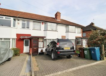 Thumbnail 2 bed terraced house for sale in Dale Avenue, Edgware