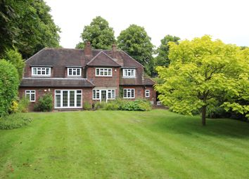 Thumbnail 4 bed detached house to rent in The Drive, Banstead
