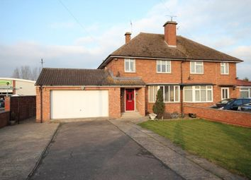 Thumbnail 3 bedroom semi-detached house for sale in Wisbech Road, Littleport, Ely