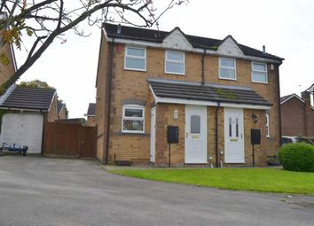 Thumbnail 2 bed semi-detached house to rent in Irvine Road, Werrington, Stoke-On-Trent