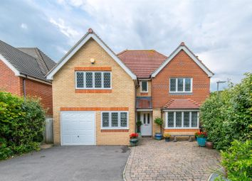 Thumbnail 4 bed detached house for sale in Eastbourne Road, Ridgewood, Uckfield