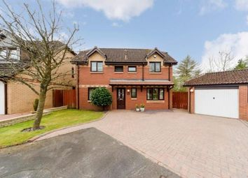 Thumbnail 4 bed detached house for sale in Whitelees Road, Cumbernauld, Glasgow, North Lanarkshire
