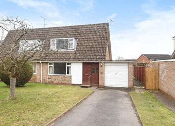Thumbnail 2 bed semi-detached house for sale in 131 Hampton Dene Road, Hereford