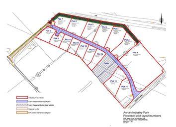 Thumbnail Land for sale in Stapleton Road, Annan