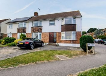 Thumbnail 4 bedroom semi-detached house for sale in Tempest Avenue, Potters Bar, Hertfordshire
