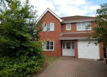 Thumbnail 4 bed detached house to rent in Bladewater Road, Bowthorpe, Norwich