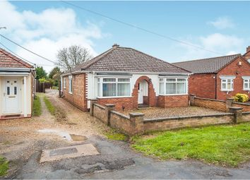 Thumbnail 2 bed detached bungalow for sale in Sutton Road, Leverington, Wisbech