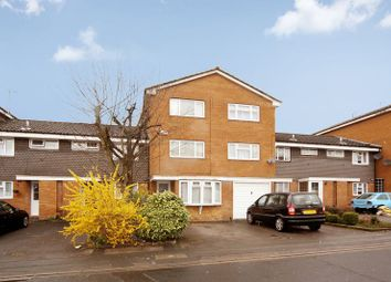 Thumbnail 4 bedroom terraced house for sale in Bannister Close, Greenford