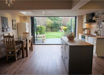 Thumbnail 3 bedroom detached house for sale in Chelwood Road, Chellaston