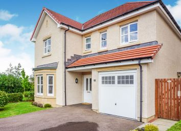 Thumbnail 4 bedroom detached house for sale in William Dickson Drive, Blairgowrie