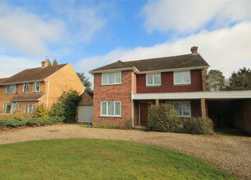 Thumbnail 4 bed detached house for sale in Conifer Crest, Newbury