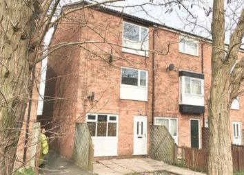 Thumbnail 4 bed town house to rent in Upper Temple Walk, Leicester
