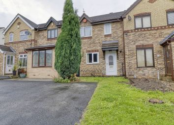 Thumbnail 3 bed end terrace house for sale in Millbrook Gardens, Dewsbury