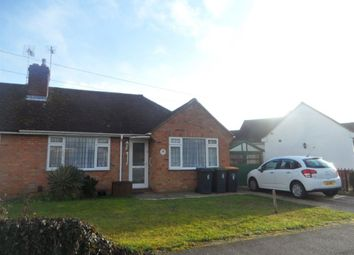 Thumbnail 2 bed bungalow to rent in George Street, Clapham, Bedford