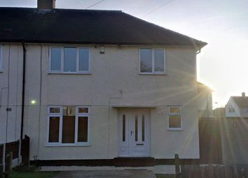 Thumbnail 3 bedroom semi-detached house to rent in Wheatacre Road, Nottingham
