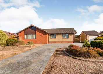 Thumbnail 4 bed bungalow for sale in Borrowfield Crescent, Montrose, Angus