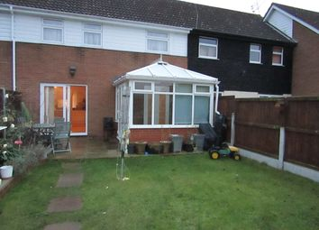 Thumbnail 3 bedroom terraced house to rent in Great Ranton, Pitsea, Basildon