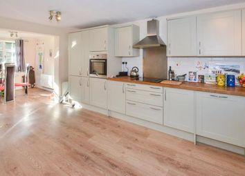 Thumbnail 3 bed terraced house for sale in France Furlong, Great Linford, Milton Keynes, Bucks