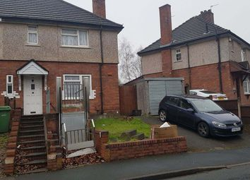 Thumbnail 3 bedroom semi-detached house to rent in Maple Road, Dudley