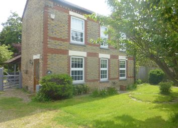 Thumbnail 2 bed property to rent in Main Road, Elm, Wisbech
